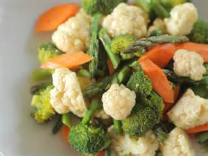 steamed vegetables with sesame chile oil recipe daphne