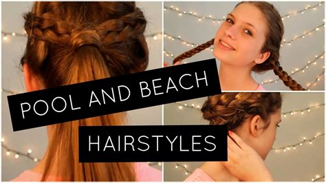 Pool Hairstyles by Pool And Hairstyles