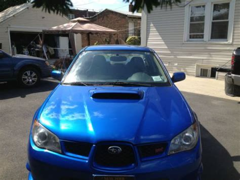 hawkeye subaru stock sell used 2006 subaru sti wrb hawkeye stock in east