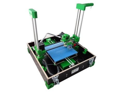 Mobile Printer 3d 3ders org open source foldable and portable tobeca 3d printer 3d printer news 3d printing news