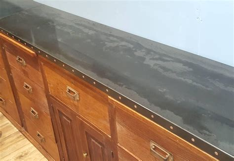 Brass Countertops by Steel Countertops Sunset Metal Fab Inc