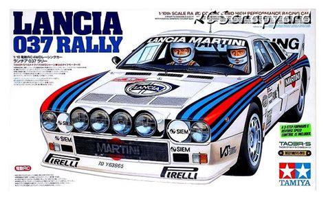 Tamiya Lancia Rally Tamiya Lancia 037 Rally 58278 Ta 03rs Rcscrapyard Rc