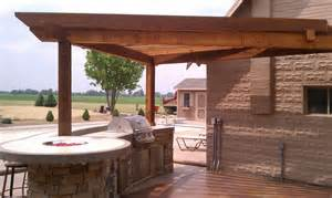 Patio Shades Ideas Cheap Ideas For An Outdoor Kitchen With Pergola