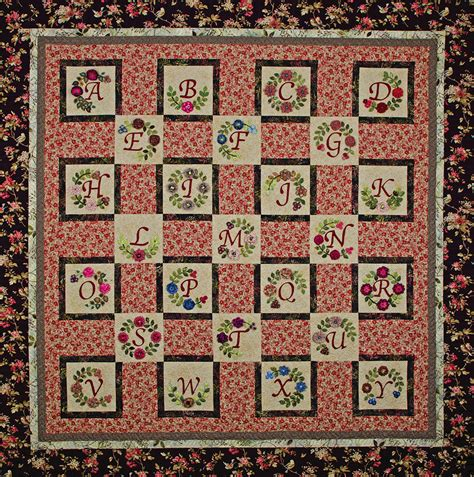 Leter Quilt Museum by Books Graham Cracker Collection