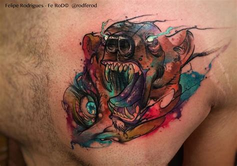 rodriguez tattoo felipe rodrigues artist the vandallist