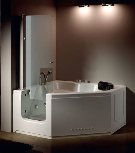 walk in bath and shower combo hs b013a walk in tub shower combo corner tub shower combo bath tubs and showers buy walk in