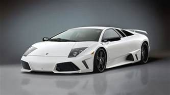 Lamborghini Mercy Lago White Lamborghini Murcielago Wallpapers Hd Wallpapers