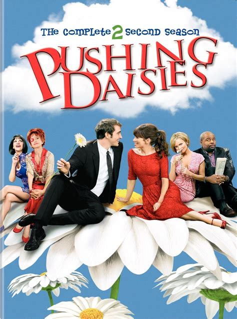 Second Season pushing daisies dvd release date