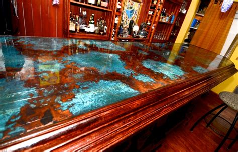 Epoxy Bar Top by Bar Top Epoxy Table Top Epoxy Countetop Epoxy Clear
