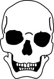 Quot cartoon skull quot stickers by lucid reality redbubble