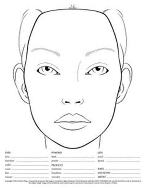 Makeup Forever Face Chart 的图片搜索结果 Face Chart Pinterest Face Charts Makeup Forever And Face Botox Treatment Record Template