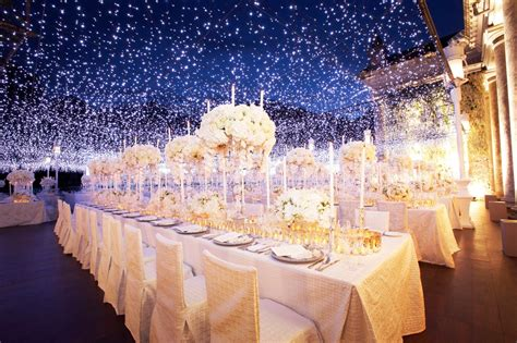 Most Beautiful Wedding Decorations Ideas Collection For 16 Enchanting Overhead Decoration Ideas For Your Wedding Bridestory