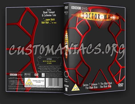 doctor who template dvd covers labels by customaniacs view single post