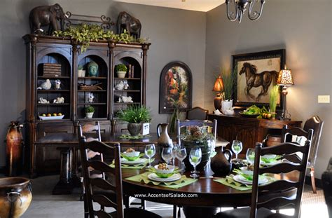 Tuscan Dining Room Furniture Tuscan Style Rustic Wood Dining Room Buffets