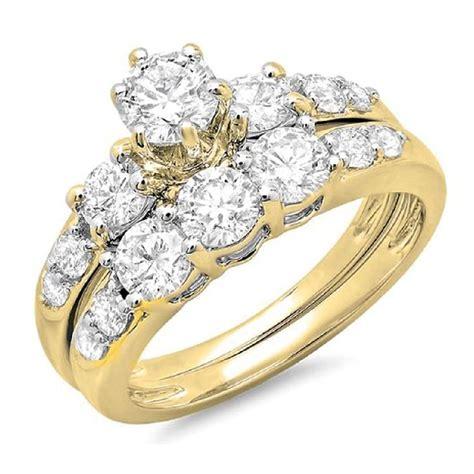 2 00 carat ctw 14k gold 3