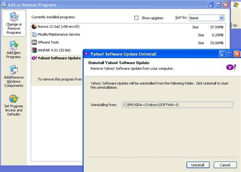 windows i cant uninstall the ask toolbar updater windowsuninstaller org view topic remove at t toolbar