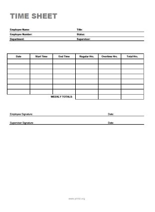 printable driver timesheets 8 best images of simple printable timesheets free