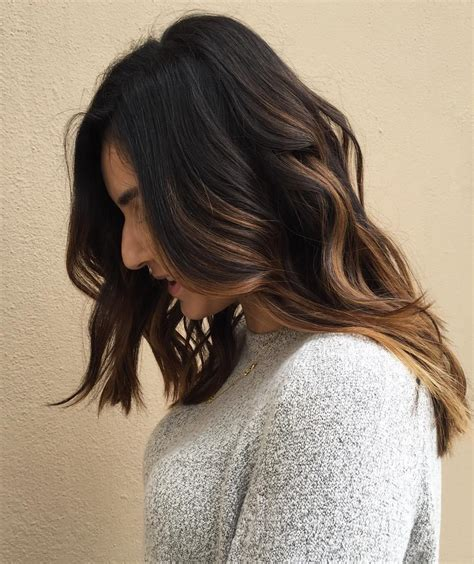 Hairstyles With Highlights by 60 Hairstyles Featuring Brown Hair With Highlights