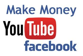 Make Money Online Using Facebook - how to make money via youtube facebook twitter