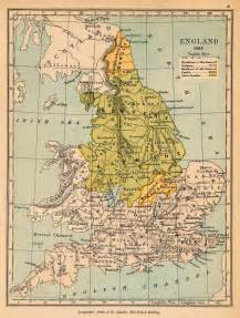 England On A Map by Map Of England England Edu Pictures To Pin On Pinterest