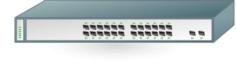 visio network switch switch cisco 3750 clip at clker vector clip