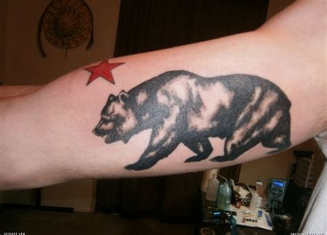 california bear tattoo designs best 25 california tattoos ideas on cali