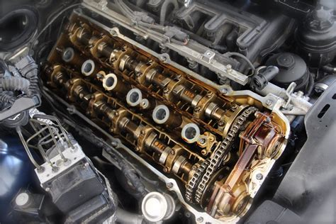 still cleaning cam bmw m54 valve cover gasket replacement diy youtube