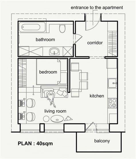 6 square meters to square feet best 25 small apartment plans ideas on pinterest