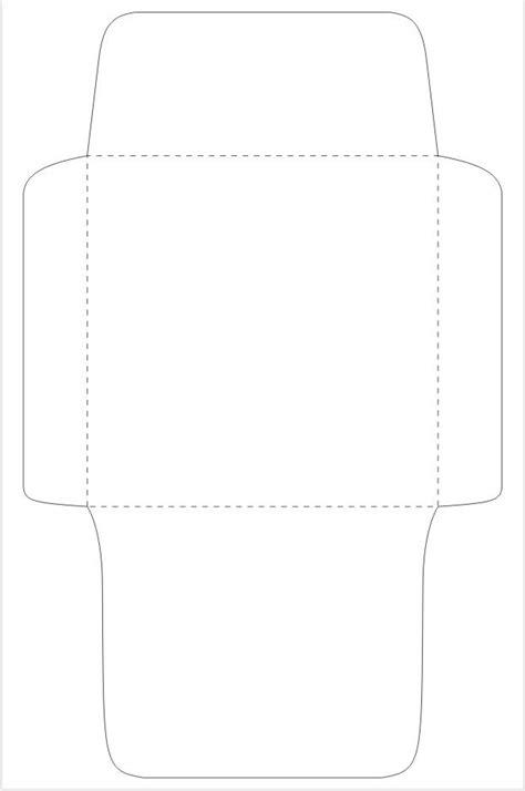 cute envelope pattern printable cute envelope template diy pinterest
