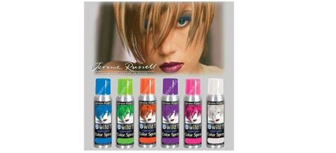 jerome russell bwild temporary hair color spray green 3 best hair color sprays top 7 picks