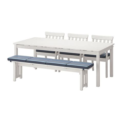 ikea table bench 196 ngs 214 table 3 armchairs bench outdoor ikea