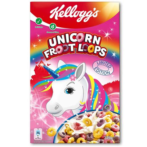 fruit unicorn unicorn froot loops exist because they weren t colorful