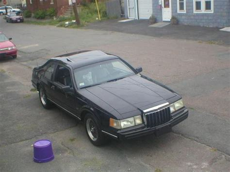 how make cars 1992 lincoln mark vii seat position control richlscse92 1992 lincoln mark vii specs photos modification info at cardomain