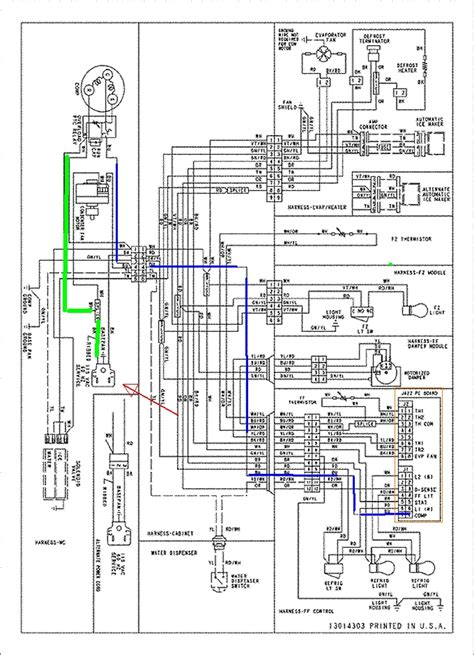 refrigerator thermostat wiring diagram 4262692 wiring