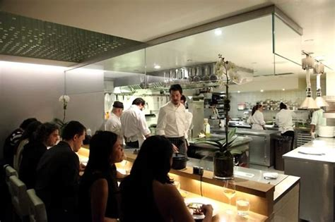 pictures of professional open restaurant kitchens open