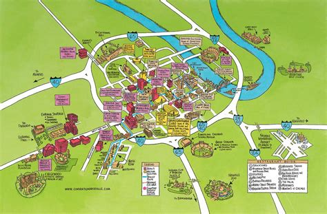 top bars in nashville tn nashville tn tourist map see details from wwwnashvillemeeting pictures
