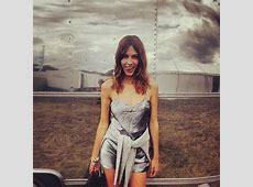 Les coiffures tendances à l'été 2014 pour les filles Justine Frischmann Wedding