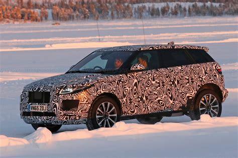 jaguar jeep 2018 jaguar e pace baby suv 2018 early test mule spotted