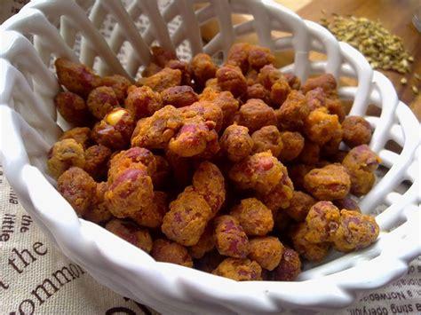 Kacang Telur 3 Rasa Tamiang kudapan ini memang terbaik punya kacang goreng berempah resipi makanan explo rasa
