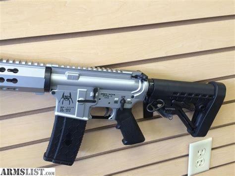 ARMSLIST   For Sale: Spikes Tactical CUSTOM AR 15 Duracoat