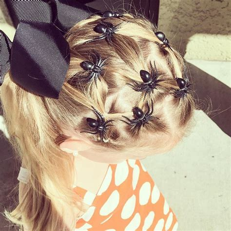 halloween hairstyles spider best 25 halloween hair ideas on pinterest halloween
