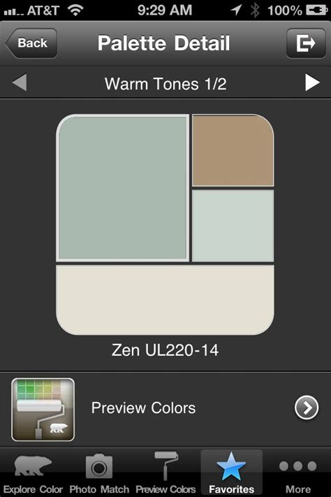 zen by behr for the home