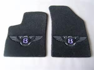 Bentley Floor Mats Fm1005 Bentley Floor Mat Kits