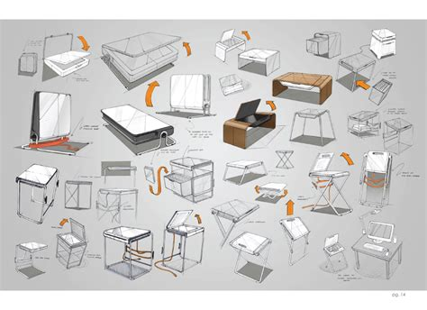 Tilt Scanner Erik Askin Furniture Design Portfolio