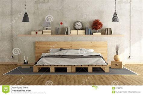 Fabriquer Tete De Lit Bois 553 by Chambre 224 Coucher Avec Le Lit De Palette