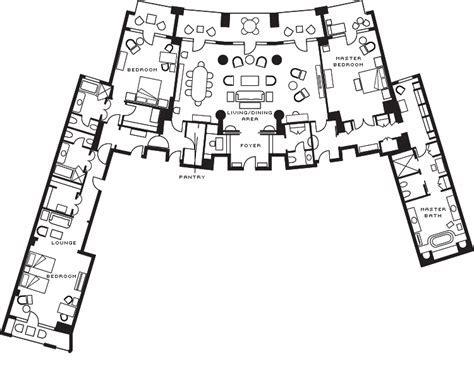 Three Bedroom Ocean View Suite in Alexandria   Four