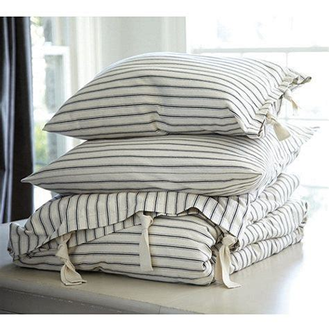 ticking stripe bedding 1000 images about ticking stripe duvet cover on pinterest