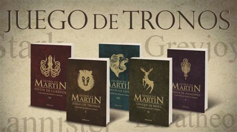 game of thrones edici 243 n econ 243 mica de canci 243 n de hielo y fuego se vende en per 250 blogs el
