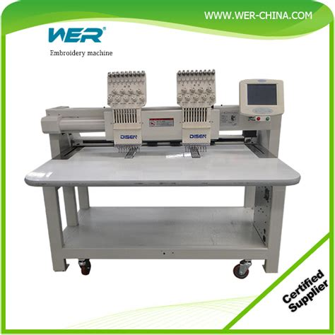 cheap price computerized embroidery machine in china buy