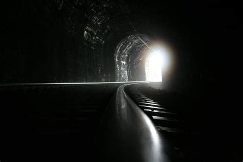 The Light At The End Of The Tunnel by Panoramio Photo Of The Light At The End Of The Tunnel